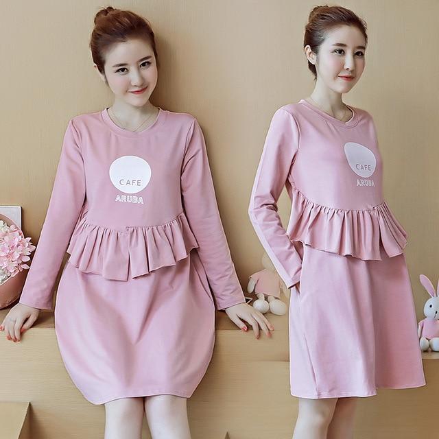 Maternity Upscale Breastfeeding Dresses Maternity Dresses Pregnancy ...