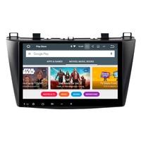 RoverOne For Mazda 3 2010 2011 2012 Android 8.1 Autoradio Car Multimedia Player Bluetooth Radio GPS Navigation Head Unit NO DVD