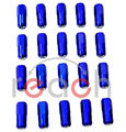 Drop Shipping 20PCS New Universal Racing Wheel Lug Nuts Screw Kit 12 x 1.5mm Blue