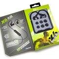 МИ Аудио X6 Плюс Беспроводные Наушники Bluetooth Спорт Бег Наушники-Вкладыши С Микрофоном Для Iphone Android-Вкладыши Музыка Гарнитуры