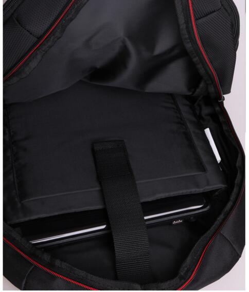 original Lenovo ThinkPad backpack 14 inch 15.6 inch Laptop Bag Large  Capacity Velvet Sleeve Travel school Laptop Backpack-in Laptop Bags   Cases  from ... 6846d824bf3a5