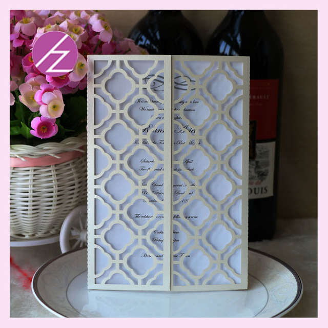 Free shipping wedding invitation party suppliers two door shaped free shipping wedding invitation party suppliers two door shaped embossed flowers fashion wedding greeting cards party m4hsunfo