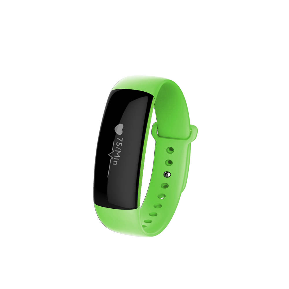 Heart Rate Monitor M88 Bluetooth Smart Wristband Bracelet Waterproof IP67 0 86 OLED Sport SmartBand Fitness