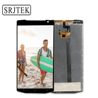 Srjtek For Oukitel K10000 LCD Display Touch Screen Digitizer Panel Glass Matrix Touchscreen Parts Replacement New