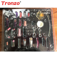 Tronzo Figure Accessories PVC ZEO Sexy Girl Figure Accessories Handcuffs Adult Toys Figure Suitable For Most Figure