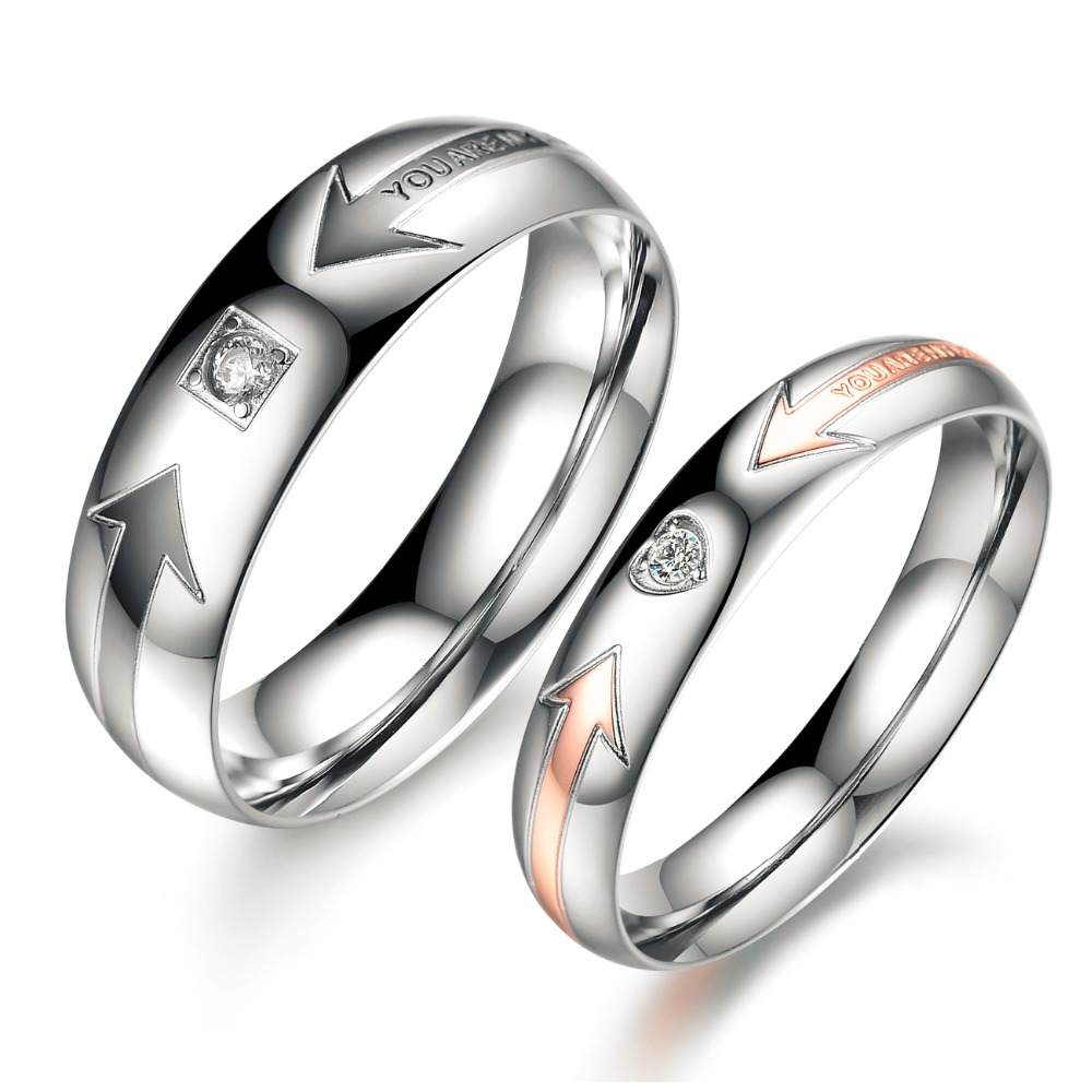 Online Get Cheap His Her Promise Rings -Aliexpress.com | Alibaba Group