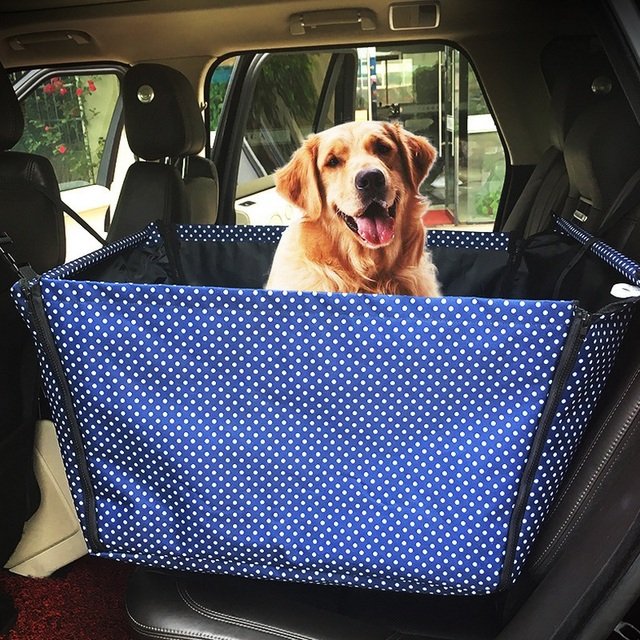 travel portable foldable pet carriers storage bag waterproof safety front back seat dog cat car hammock aliexpress     buy travel portable foldable pet carriers storage      rh   aliexpress