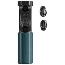 Lenovo воздуха наушники-вкладыши TWS True Беспроводной спортивные bluetooth-наушники наушники-вкладыши стерео наушники IPX5 Водонепроницаемый типа «капли», позволяющие осуществлять действия со свободными руками, с микрофоном и док-станция для зарядки