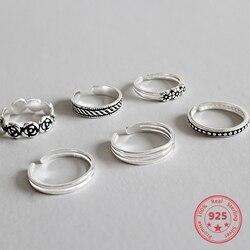 2019 Sıcak Satış 925 Ayar Gümüş Yüzük Kadınlar Için Avrupa Orijinal Düğün Moda Marka Yüzük Takı Hediye