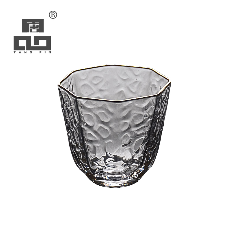 TANGPIN heat-resistant glass teacups tea cup glass whisky glass cup 60ml