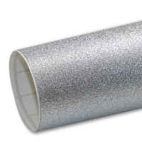 Argenteo Glitter car wrap Metallic Sparkle Professionale Del Vinile Wrapping spedizione gratuita materiale High-end