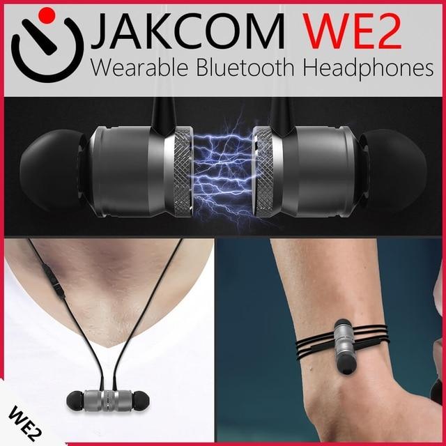 Jakcom WE2 Wearable Bluetooth Headphones New Product Of Earphones Headphones As Ie800 Earphones G2200 Bluetooth Mono Headset