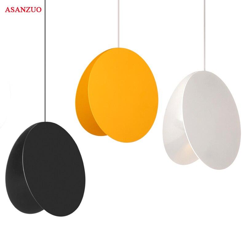 Simple bedside creative personality restaurant Pendant Lights shopping malls / bars / cafes / art Pendant Lights