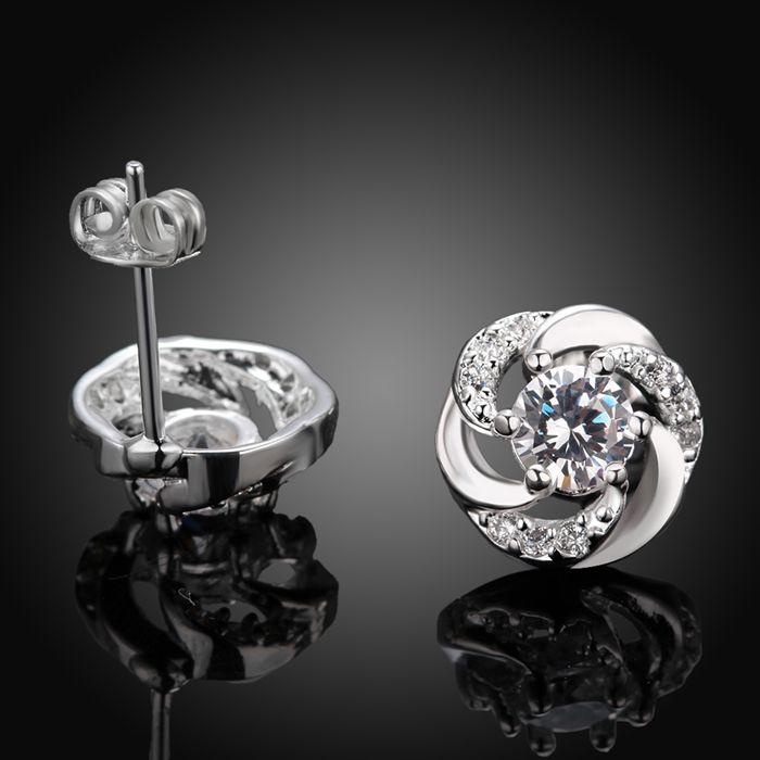 925 jewelry silver plated earrings fashion jewelry earrings beautiful earrings high quality fashion earrings eq nu