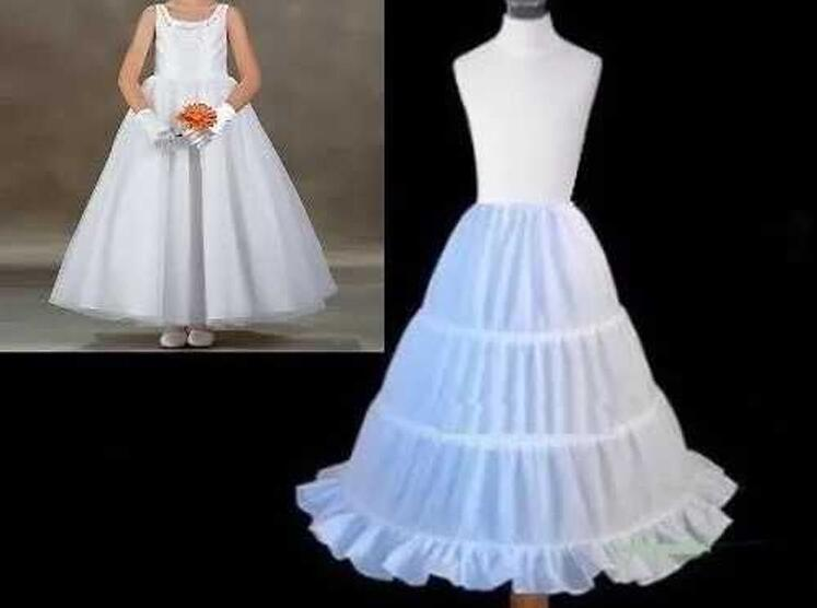 KID ADULT Halloween Petticoat Crinoline Vintage Wedding Bridal Petticoat for Wedding Dresses Underskirt Rockabilly Tutu