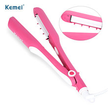 Kemei 3 In 1 Multifunctional Hair Styling Tools Electronic H