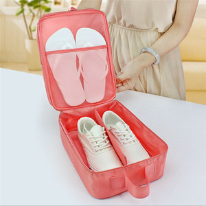 Image 4 - Portable Travel Shoes Storage Tote Ventilate Pouch Zip Bag Organizer 29 13 22c Household  Underwear Sorting Bag