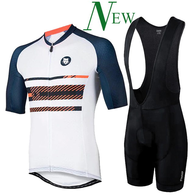 Wielerkleding heren sets zomer 2018 Summer Short Sleeve Cycling Set men bycicle Bike Clothing kit Breathable MTB Bicycle clothes