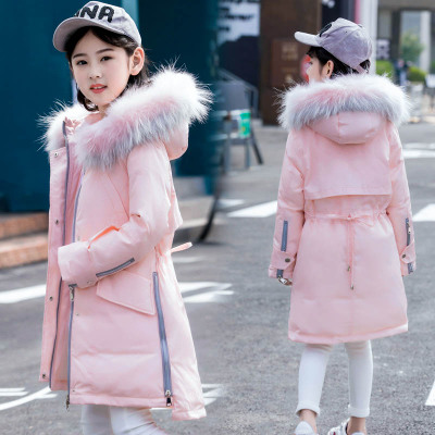 Winter Duck Down Jacket&coat Boys Clothing,autumn Girls Infant Overcoat Hooded Children Outerwear Baby Jackets Coats