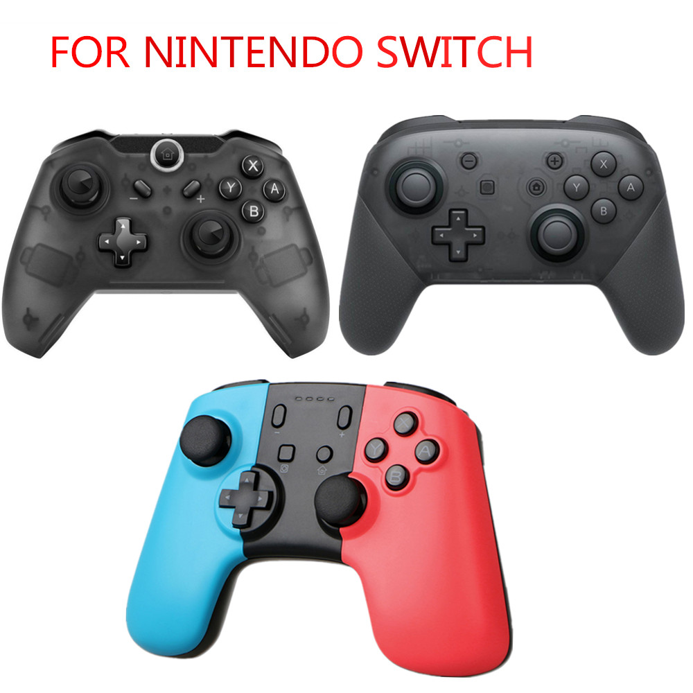 3 Types Choices For NS Console Wireless Bluetooth gamepad Pro controller Gaming Joystick for Nintend Switch Console for PC(China)
