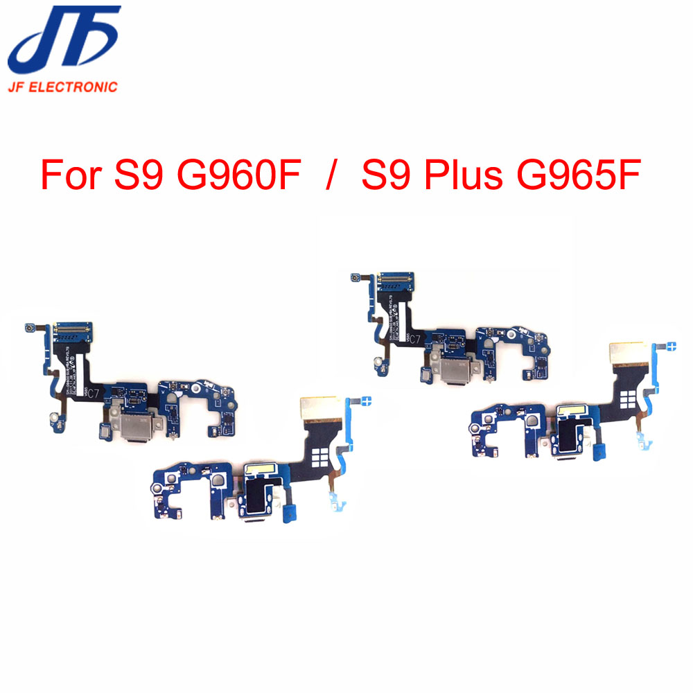 10pcs lot For Samsung Galaxy S9 G960F g960u S9 Plus G965F g965u USB Charging Charger Port