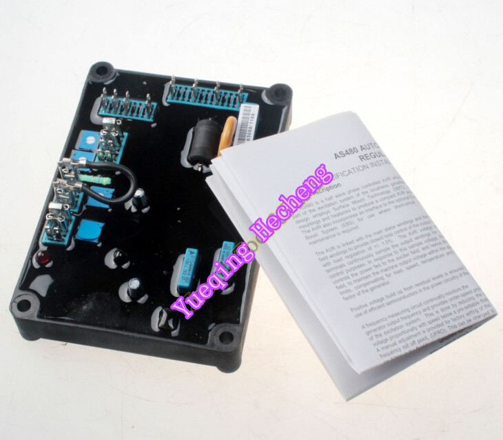 New AVR AS480 Automatic Voltage Regulator Fits Stamford Generator Genset Parts плавки wolford wolford wo011ewbang9