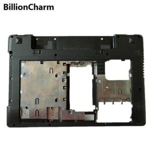 BillionCharm New Laptop For Lenovo Z580 Z585 Laptop Bottom Base Case Cover D Shell(China)