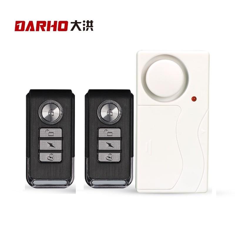 Darho Porte Fenêtre Entrée Sécurité Télécommande Sans Fil - Sécurité et protection - Photo 3