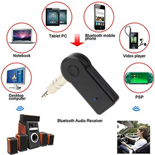 Bluetooth AUX Audio Receiver for Cars