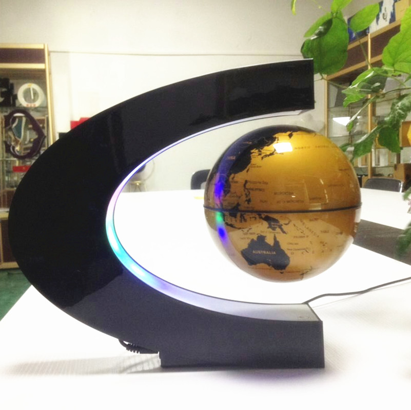 maglev globe 6 inch light opening business leadership gifts