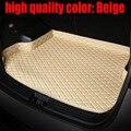 Специальные автомобильные коврики для багажника Renault Fluence Latitud Koleos Laguna Megane cc Talisman  кожаные противоскользящие