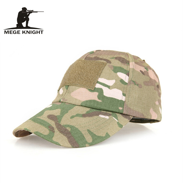 adf0e179e37 MEGE Tactical 14 Camouflage Colors Baseball Outdoor Caps Camouflage Navy  SEAL Hats US Marines