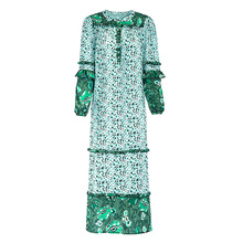 Ethnic Boho Beach Dress