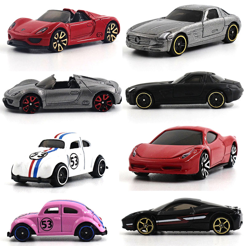 1:64 Alloy Car Model Sports Car Collection Audi Hummer Aston Martin JEEP  Pagani Volkswagen Beetle Pagani Kids Toys LR Hot Wheels In Diecasts U0026 Toy  Vehicles ...