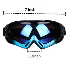1 pcs UV 400 Protective Motorcycle Goggles Outdoor Sports Tactical Glasses Dust-proof Combat Military Sunglasses