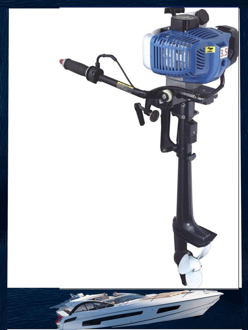 Anqidi 3 5hp outboard motor 2 stroke marine outboard motor Two stroke outboard motors