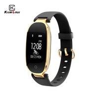 Kaimorui S3 Smart Band Bracelet Girl Women Heart Rate Monitor Wrist Smartband Lady Female Fitness Tracker