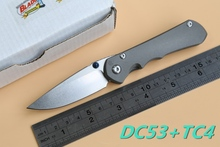 Fule Kevin OEM Large Sebenza24 folding knife s35vn blade Titanium handle camp hunt kitchen fruit outdoor survive knife EDC tools