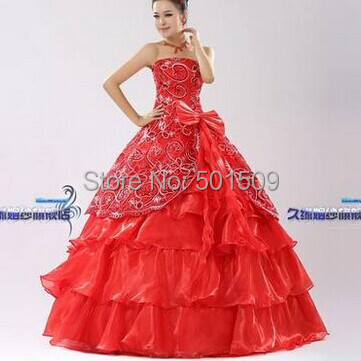 Free shipping ruffled bowknot lolita costumes adults Medieval dress Renaissance gown Sissi princess costume Victorian Belle Ball