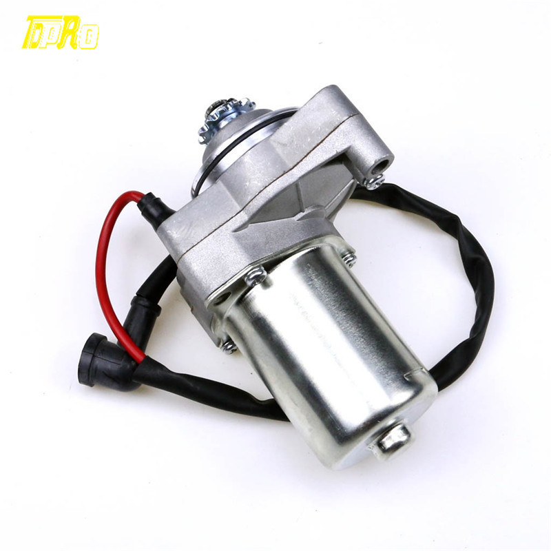 Supply Start Starter Motor 50cc 70cc 90cc 110cc 125cc Atv Quad Bike Top Engine Position Atv Parts & Accessories Automobiles & Motorcycles