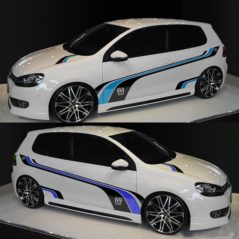 CNORICARC Sport Styling Customized Whole Stickers Racing