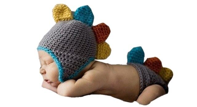 Dinosaurier Baby Jungen/Mädchen Fotografie Requisiten Baumwolle ...