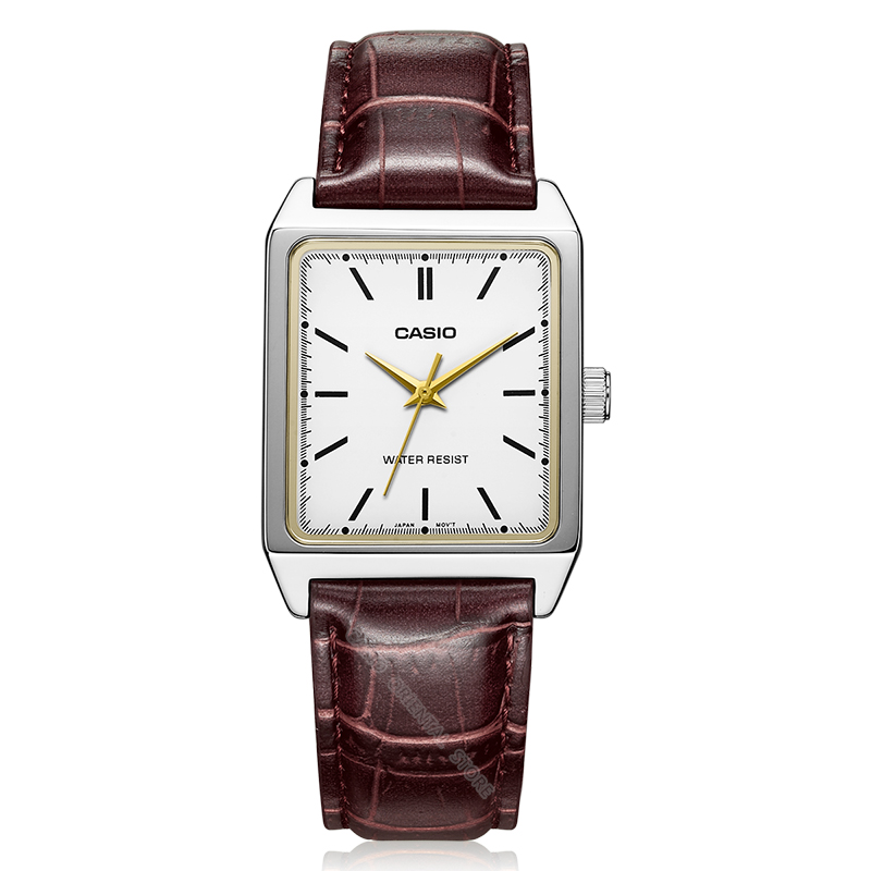 CASIO Часы Лидер продаж Элитный бренд Для мужчин часы ультра тонкие часы Мужские кварцевые часы Для мужчин Водонепроницаемый Повседневное на...