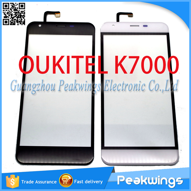 Original Touch Sensor For OUKITEL K7000 Touch Screen with Digitizer Panel