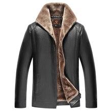 Fleece Black Brown Trench Varsity Jacket For Men Brand Winter Autumn Male Casual Windbreaker Parka Thick Warm Hot Outerwear Coat цена