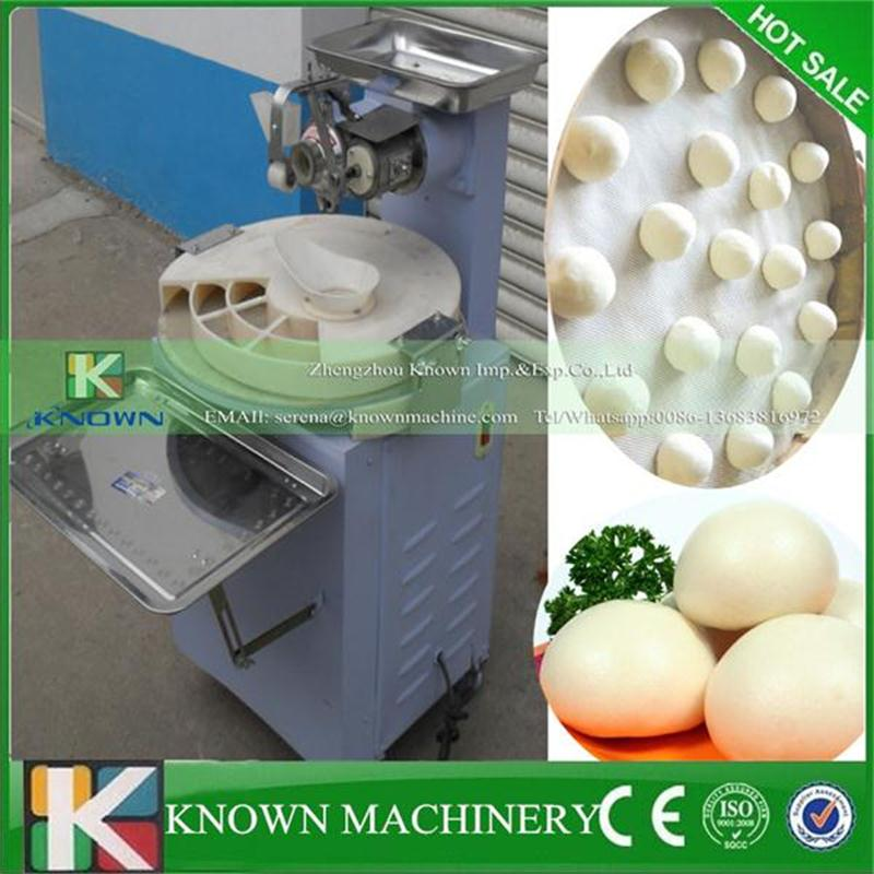 Hot sale convenient to be maintained  stainless steel dough divider rounder ball pasta bread cutter making machine free shipping can be customized 1000ps h automatic roast duck bread making machine for sale