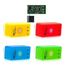 Full Chip Saving 15% Fuel ECOOBD2 NitroOBD2 Chip Tuning Box ECO OBD2 Nitro OBD2 For Diesel & Benzine Engine with reset button
