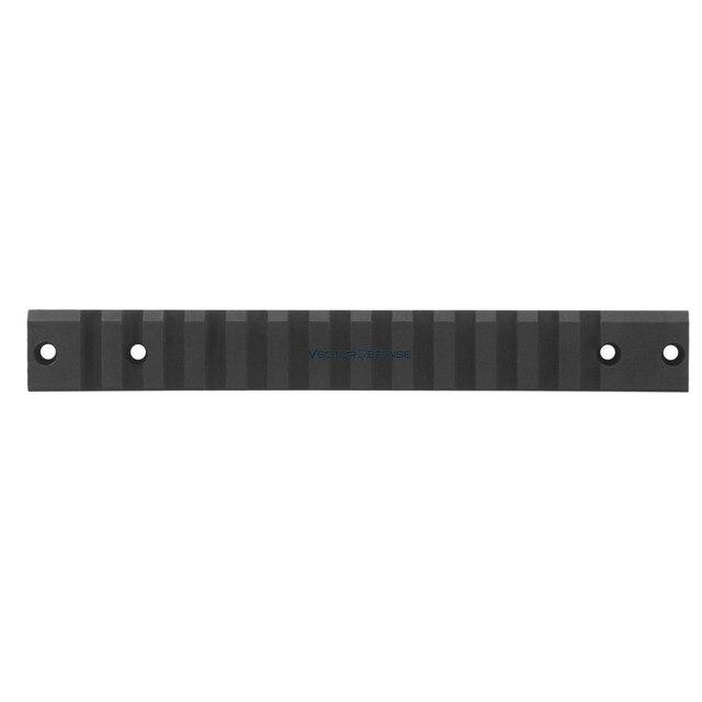 Vector Optics  Zero MOA Steel Rail Mount Fit Remington 700 Long Action Designed for  Hard Use&Standard Style