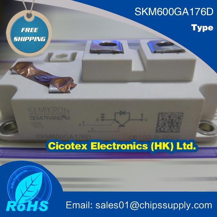 Modules IGBT SKM600GA176DModules IGBT SKM600GA176D