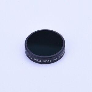 Image 5 - Parafuso em uv cpl nd4 nd8 nd16 ND2 400 filtro para dji fantasma 3 fantasma 4 zangão câmera lente polarizando densidade neutra peças de reposição